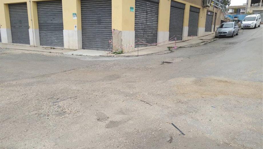 Magazzino in Vendita in via pompei 31 a Sciacca