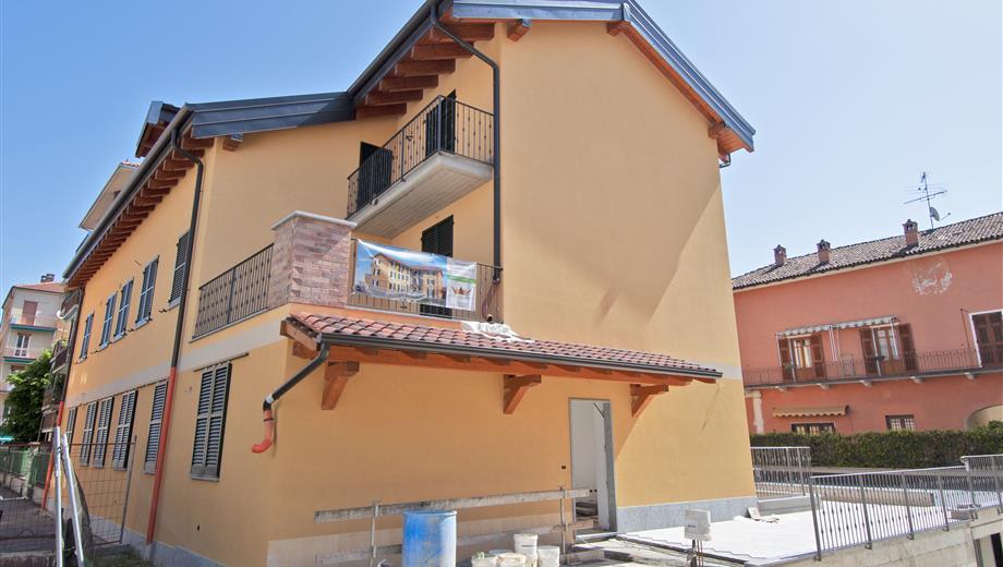 Quadrilocale nuovo in centro Novi Ligure