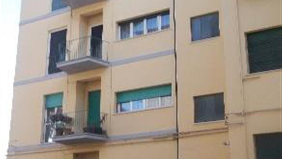 Appartamento molto soleggiato zona stadio affitta