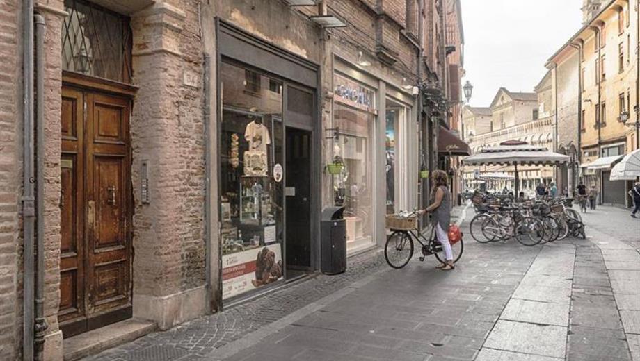 Appartamento in affitto a studenti via Mazzini - Ferrara