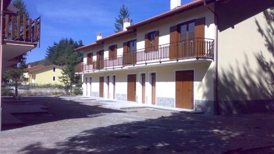 Appartamento in COLLINA di LOANO in Villa